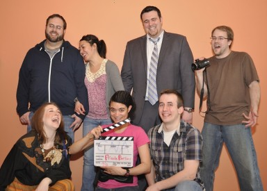 Completely Normal Activity cast and crew